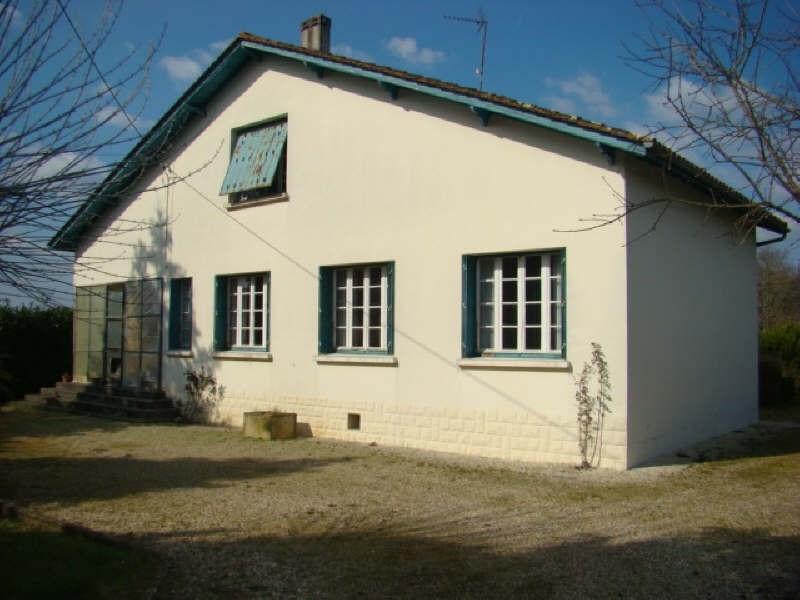 Vente maison / villa Montpon menesterol 96000€ - Photo 1