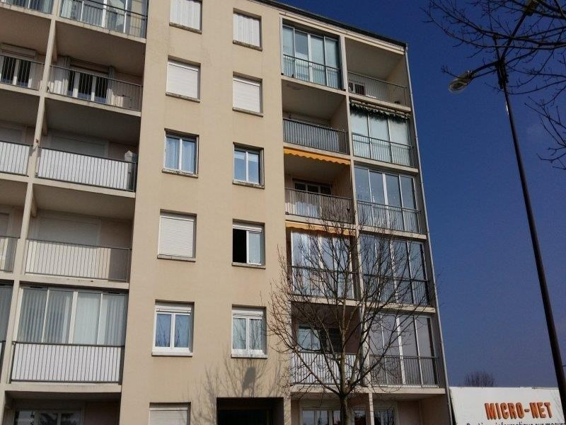 Rental apartment Troyes 379€ CC - Picture 1
