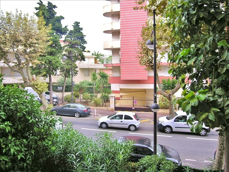 Sale apartment Juan les pins 169000€ - Picture 1