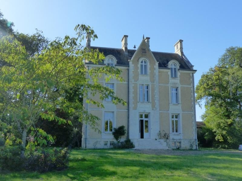 Deluxe sale house / villa Nouaille maupertuis 440000€ - Picture 1