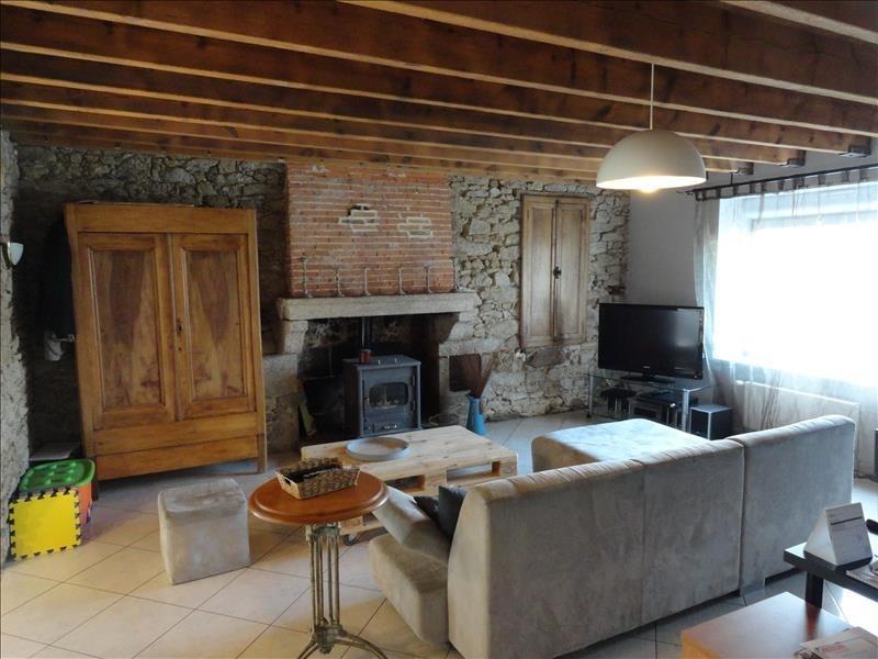 Vente maison / villa Boussay 213900€ - Photo 2