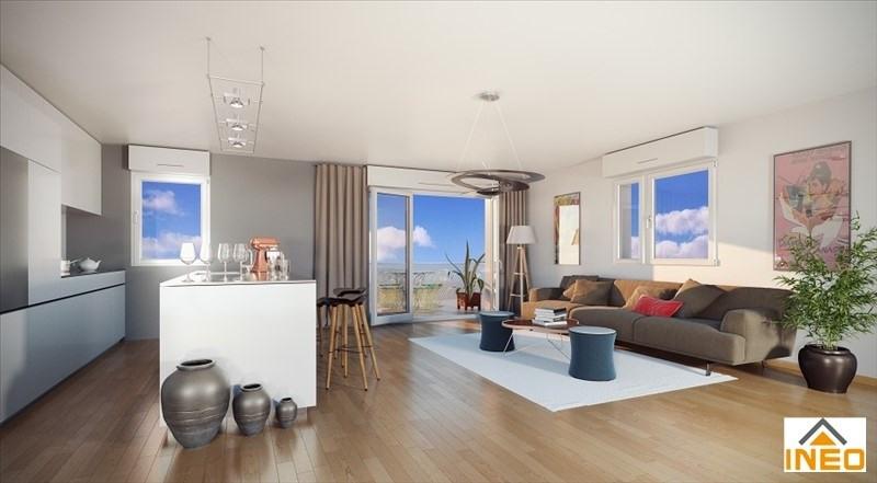 Vente appartement Rennes 222000€ - Photo 3