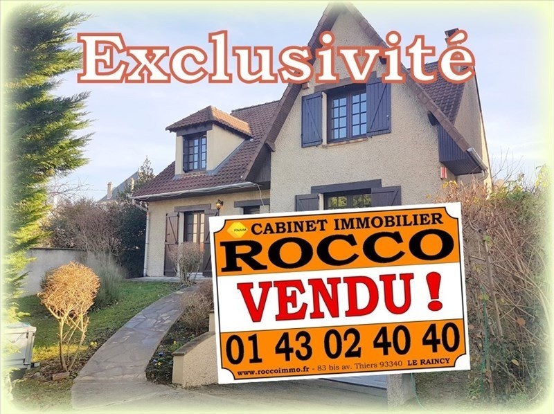 Sale house / villa Villemomble 547000€ - Picture 5
