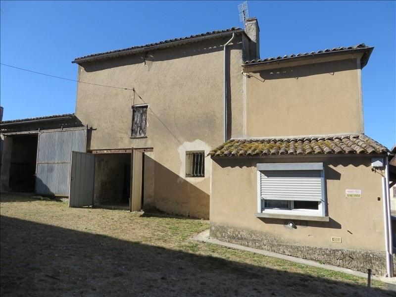 Sale house / villa Villefranche de lonchat 81000€ - Picture 1