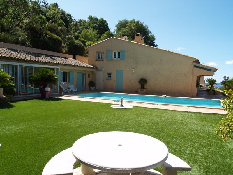 Sale house / villa Les issambres 1092000€ - Picture 1