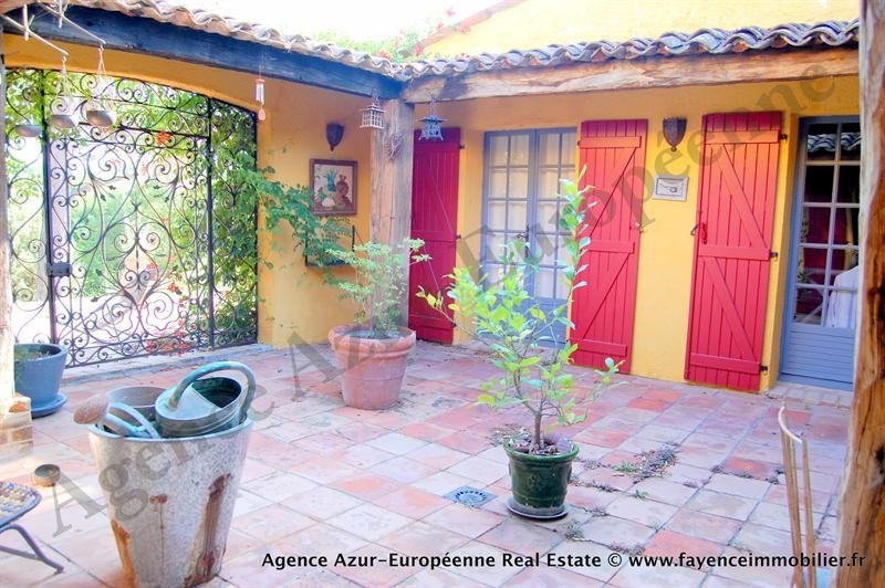 Vente de prestige maison / villa Le canton de fayence 875000€ - Photo 27