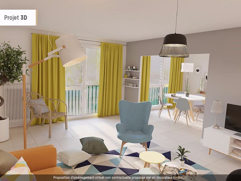 Vente appartement Nimes 92000€ - Photo 1