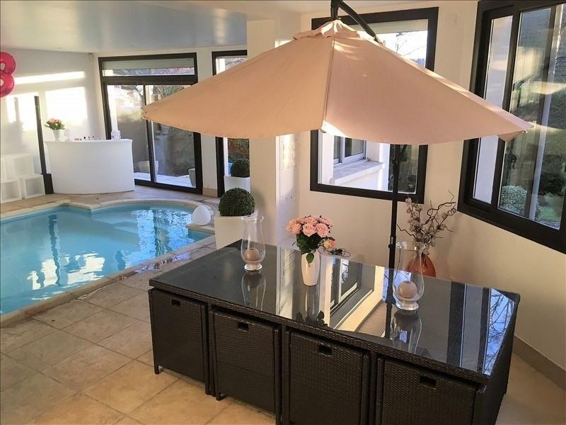 Vente maison / villa Villennes sur seine 850000€ - Photo 8