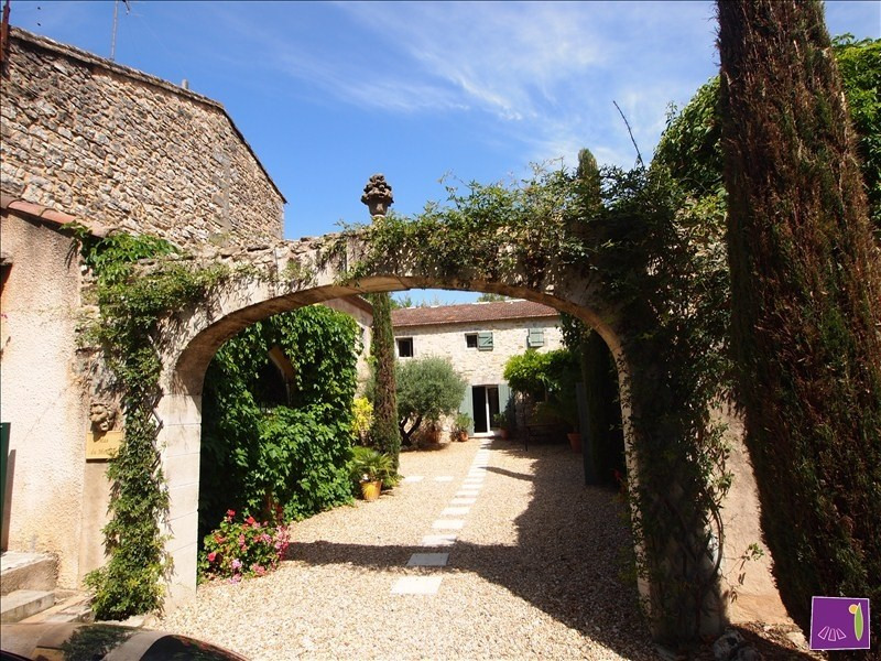 Deluxe sale house / villa Uzes 798 000€ - Picture 3