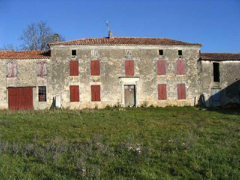 Vente maison / villa Aigre 128000€ - Photo 1