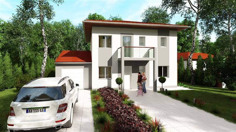 Maison  4 pièces + Terrain 765 m² Chevrier (74520) par MAISONS KERBEA