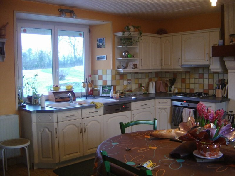 Venta  casa Neuilly la foret 256600€ - Fotografía 6