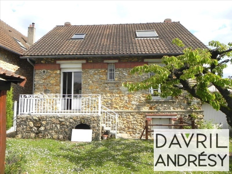 Sale house / villa Andresy 409 500€ - Picture 1