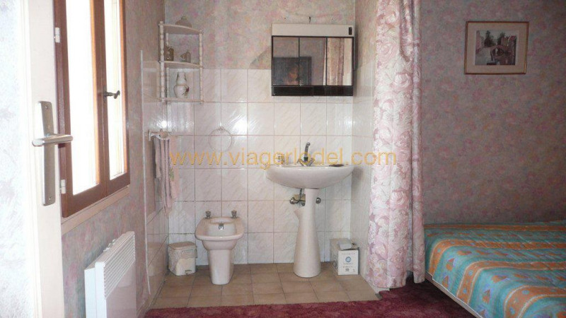 Vendita nell' vitalizio di vita casa Contes 89000€ - Fotografia 3