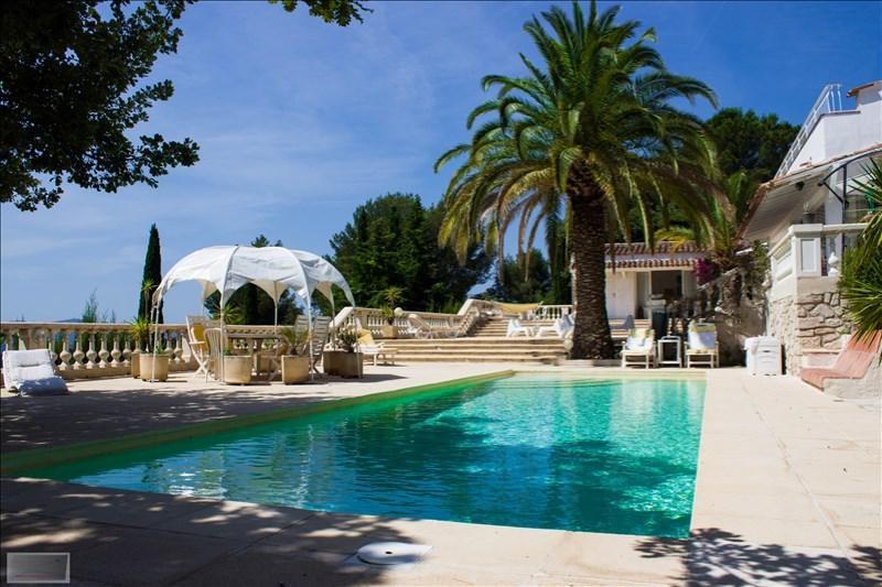 Verkauf von luxusobjekt haus Ollioules 2200000€ - Fotografie 4