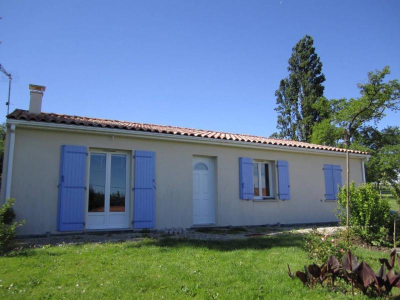 Vente maison / villa Barbezieux-saint-hilaire 110000€ - Photo 1