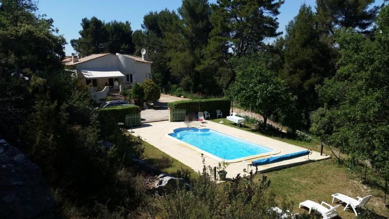 Vente maison / villa Simiane collongue 674 000€ - Photo 1