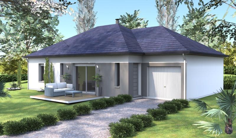 Maison  4 pièces + Terrain 947 m² Biron par MAISONS AQUITAINE