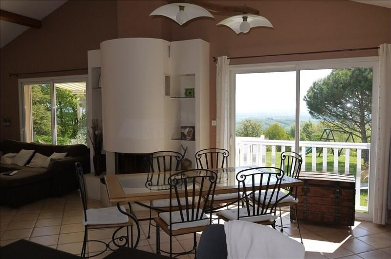 Verkoop  huis Les cotes d arey 349500€ - Foto 6