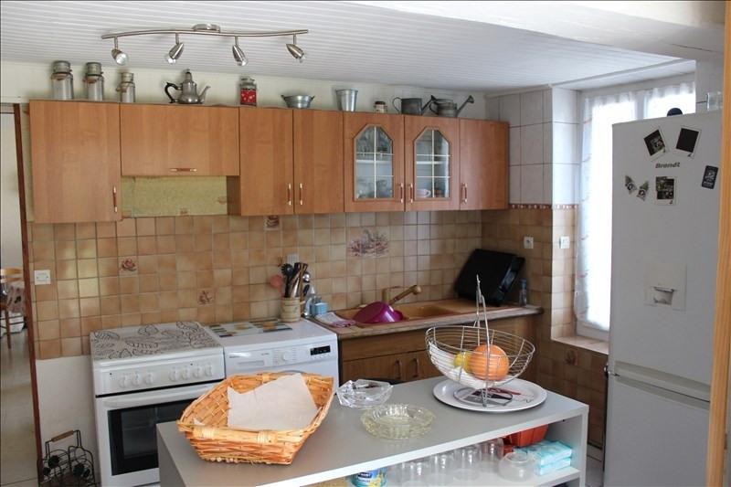 Vente maison / villa Nanteuil les meaux 191000€ - Photo 2
