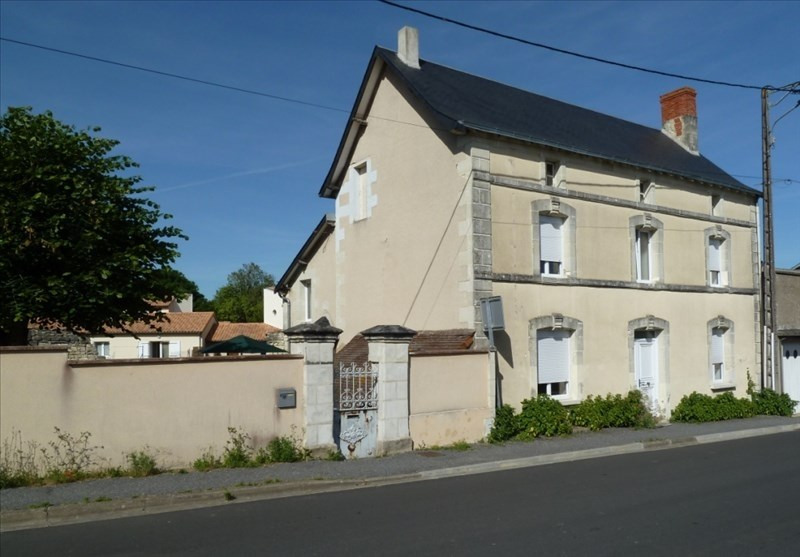 Vente maison / villa Marigny brizay 197000€ - Photo 6