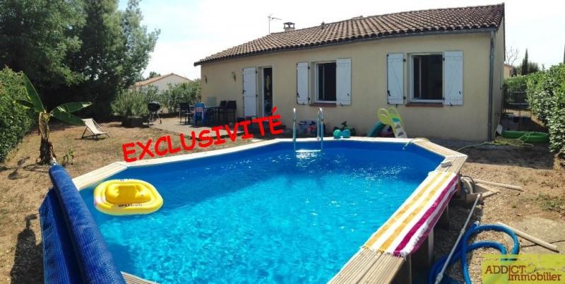 Vente maison / villa Secteur montastruc 225000€ - Photo 1
