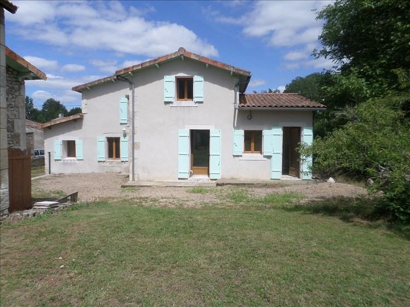 Vente maison / villa Valdivienne 137000€ - Photo 1