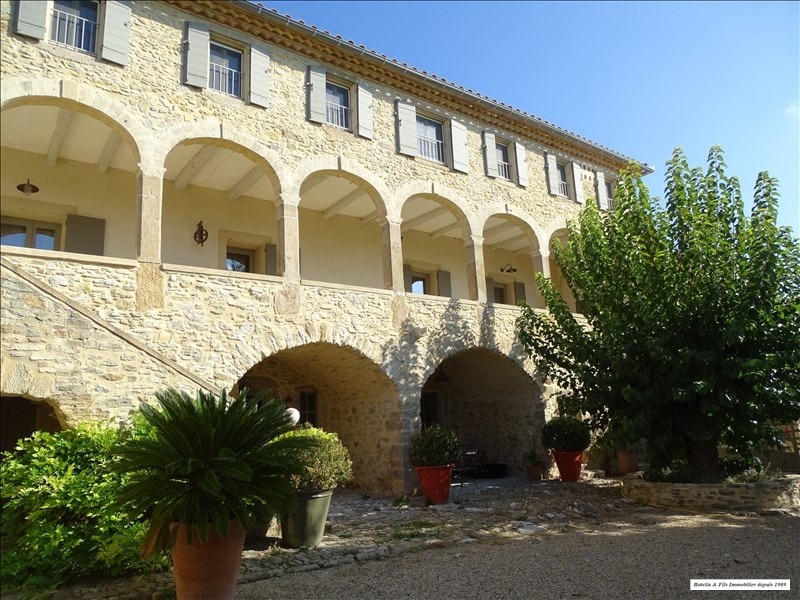 Deluxe sale house / villa Uzes 2 195 000€ - Picture 2