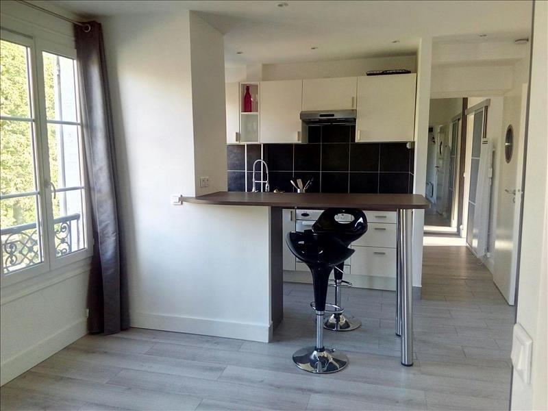 Rental apartment Boulogne billancourt 1355€ CC - Picture 1