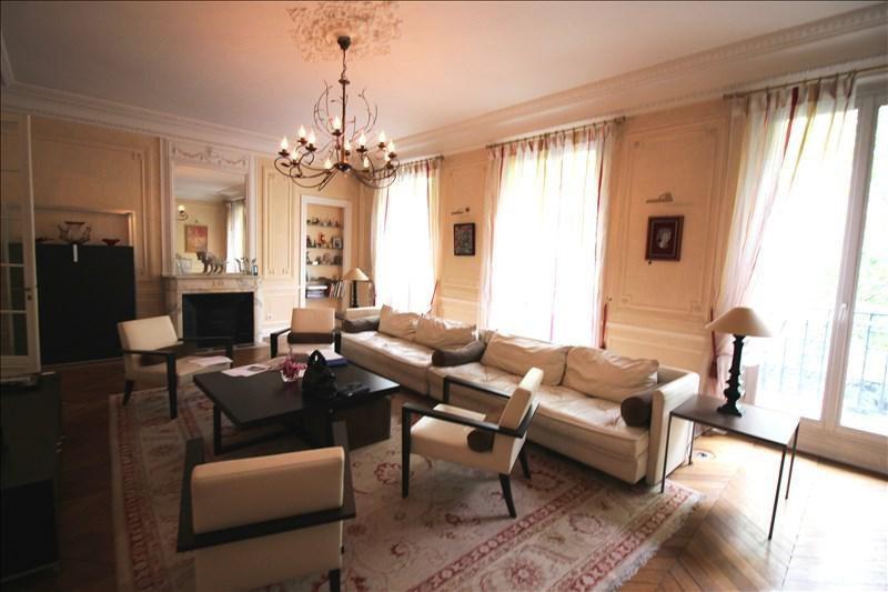 Rental apartment Paris 7ème 10000€ CC - Picture 1