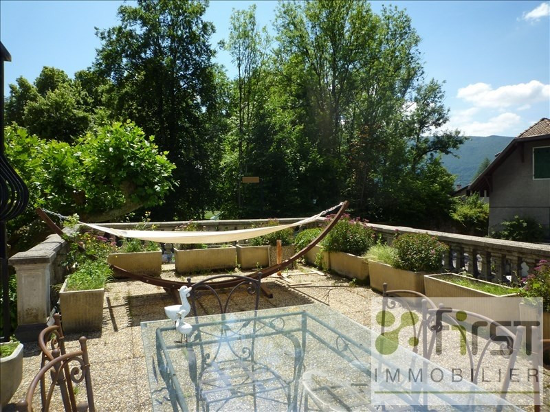 Sale apartment Menthon st bernard 537 000€ - Picture 1