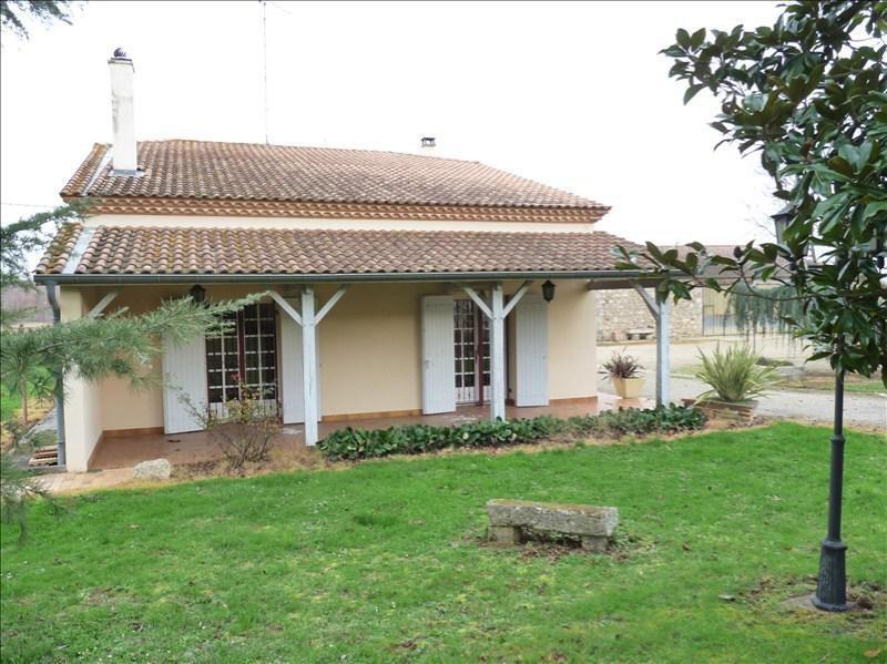 Sale house / villa Roquefort 315000€ - Picture 1
