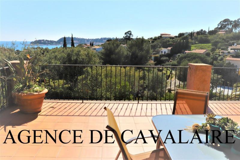 Sale house / villa Cavalaire sur mer 1565000€ - Picture 1