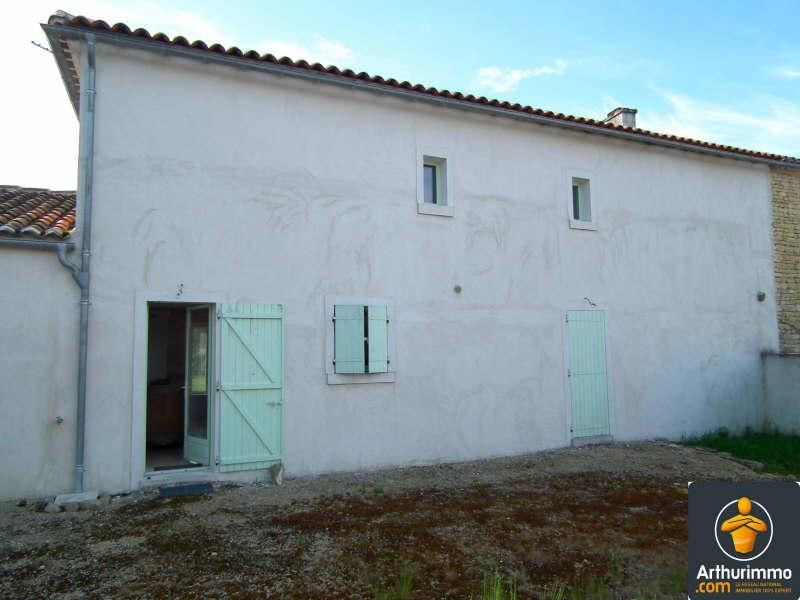 Sale house / villa Matha 181000€ - Picture 9