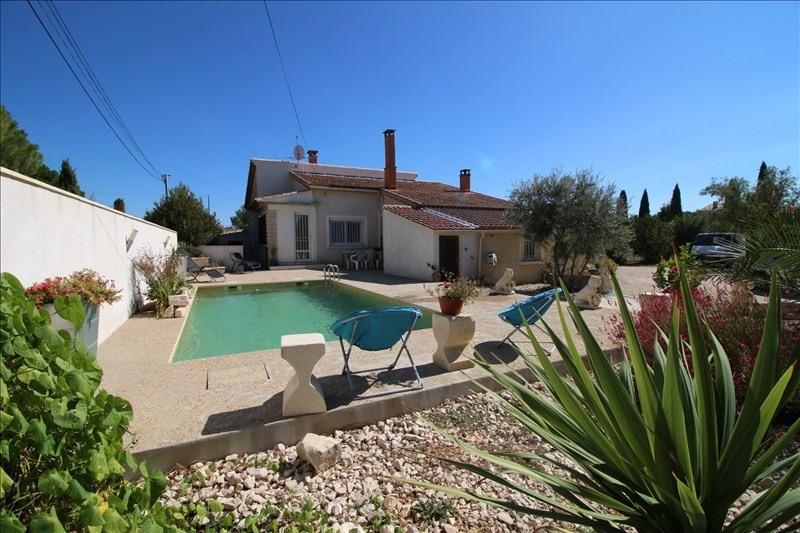 Vente maison / villa Carpentras 381600€ - Photo 2