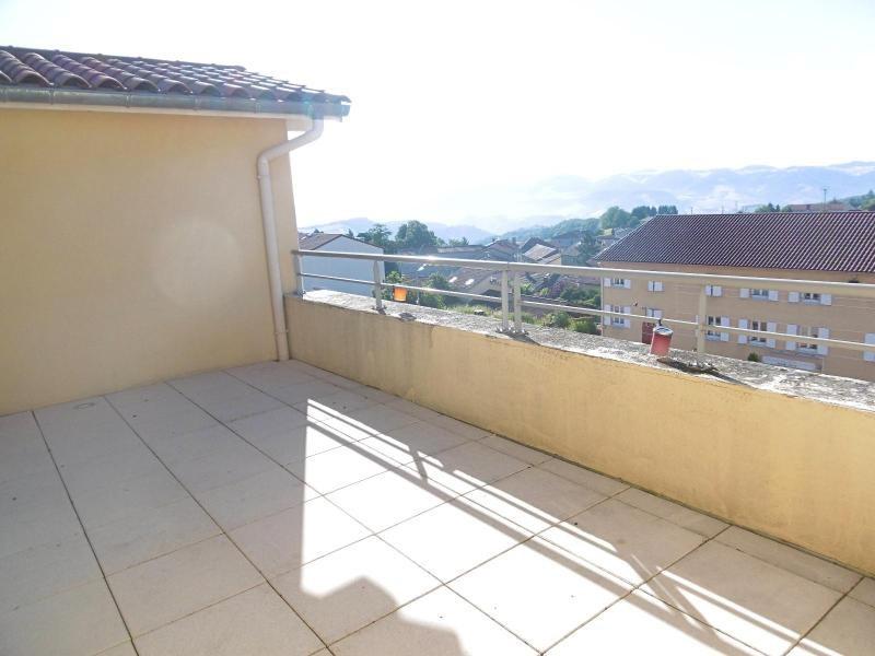 Location appartement St laurent de chamousset 505€ CC - Photo 1
