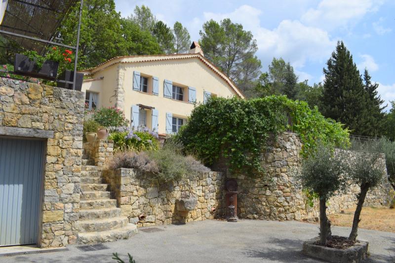 Immobile residenziali di prestigio casa Fayence 892000€ - Fotografia 3