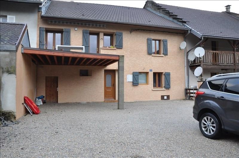 Sale house / villa Vaux les st claude 169000€ - Picture 1