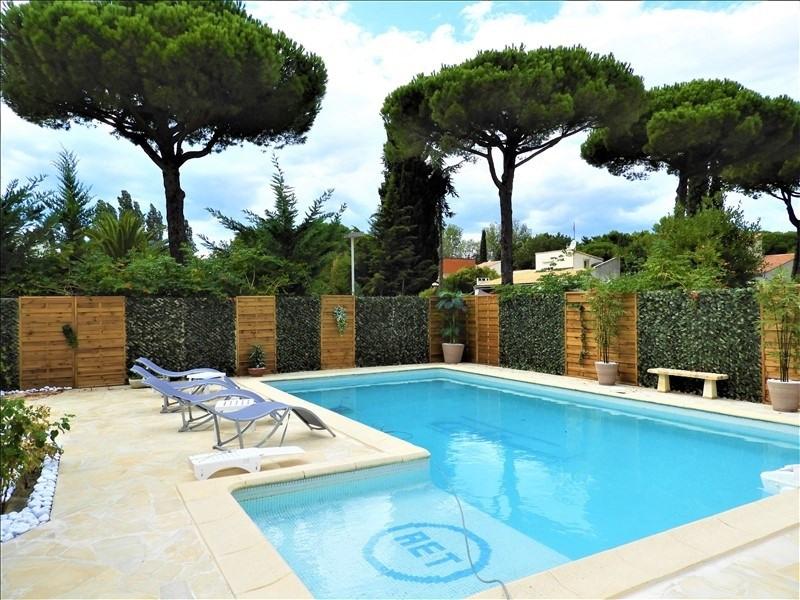 Vente de prestige maison / villa La grande motte 770000€ - Photo 1
