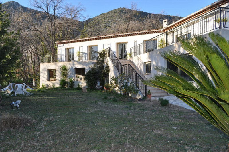 Deluxe sale house / villa Gattieres 689 000€ - Picture 1