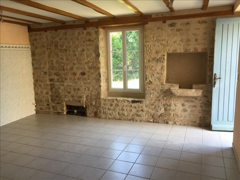 Vente maison / villa Marigny chemereau 154000€ -  3