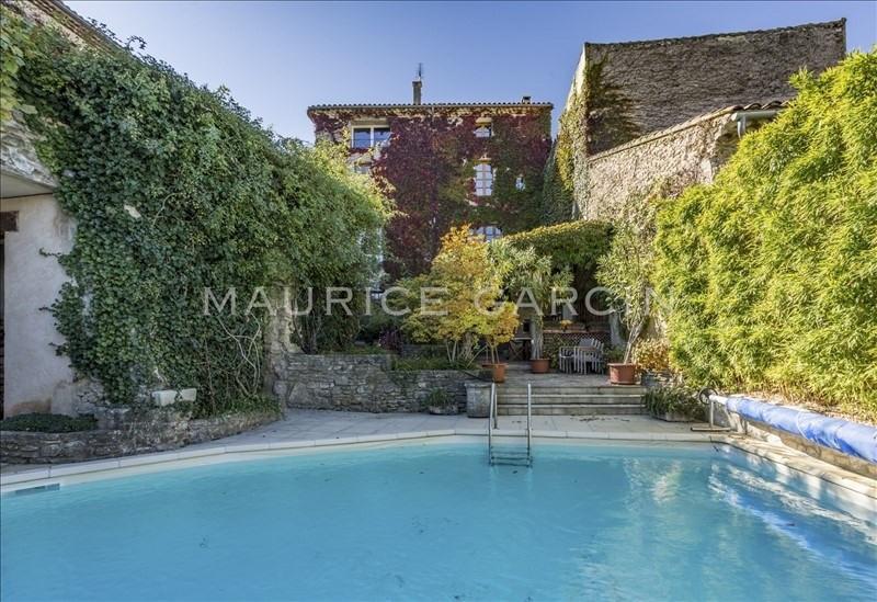 Venta de prestigio  casa Carpentras 795000€ - Fotografía 1