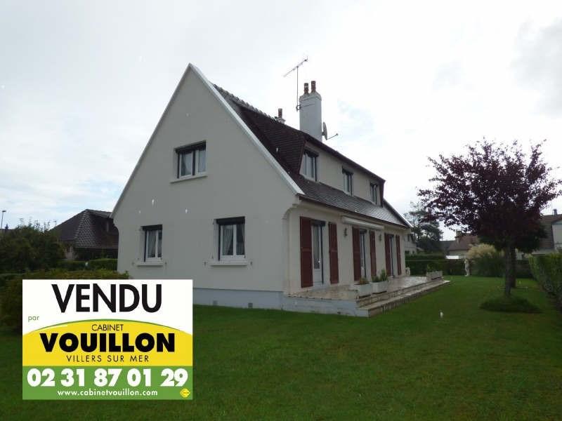 Sale house / villa Villers-sur-mer 450000€ - Picture 1