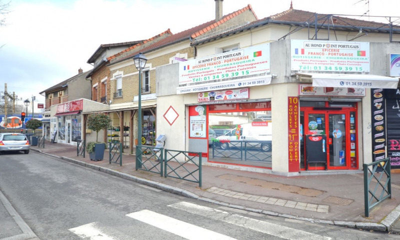 Vente local commercial Les clayes sous bois 93500€ - Photo 1