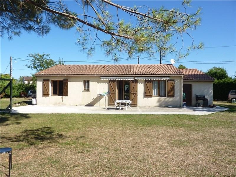 Sale house / villa Montauban 169000€ - Picture 1