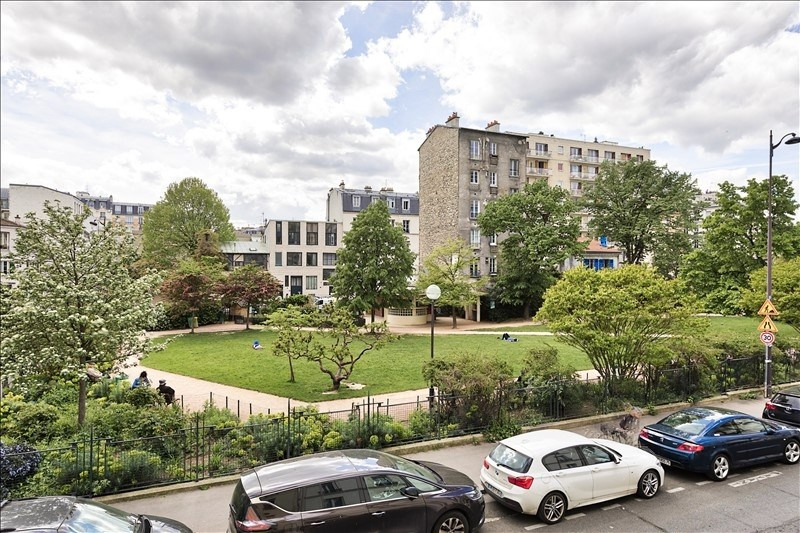 Sale apartment Paris 14ème 530000€ - Picture 11