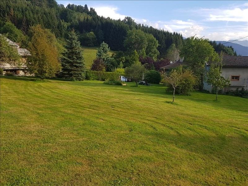 Vente terrain Chatillon sur cluses 135000€ - Photo 1