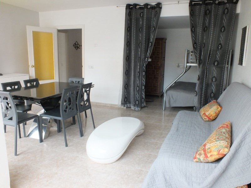 Location vacances appartement Roses santa - margarita 400€ - Photo 5