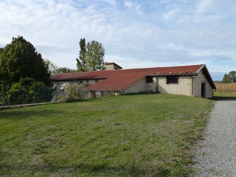 Sale house / villa St martin d aout 360000€ - Picture 1