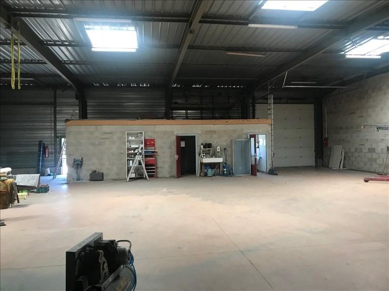 Rental empty room/storage Balbigny 1250€ HT/HC - Picture 1